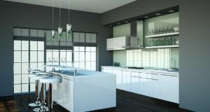 kolory nowoczesnej kuchni