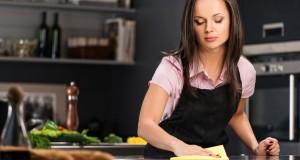 czyszczenie mebli kuchennych